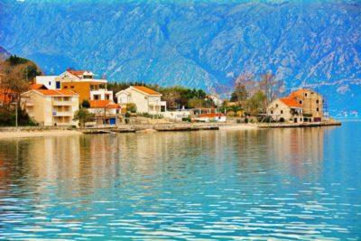 Отели в Доброта Черногория