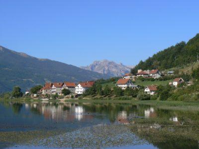 Плавское озеро с целебной водой