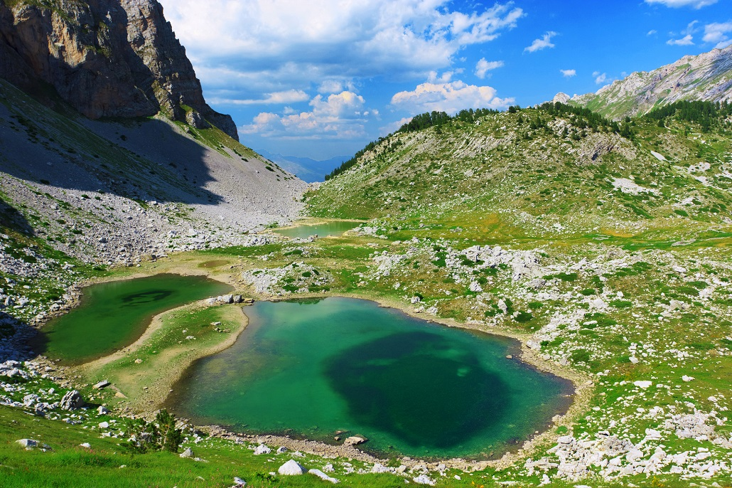 Озера Дурмитора Черногория