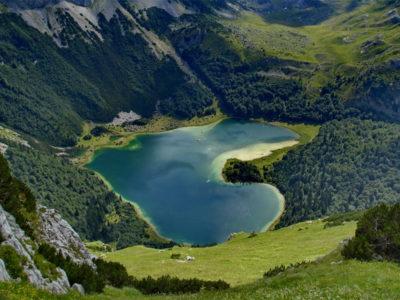 Национальный парк Дурмитор Черногории