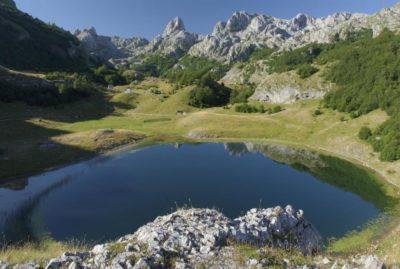 Другие озера страны Черногории