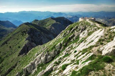 Заповедник Ловчен Черногория