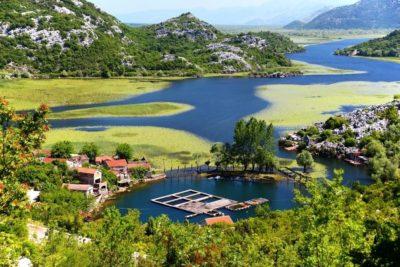 Программа экскурсии Скадарское озеро