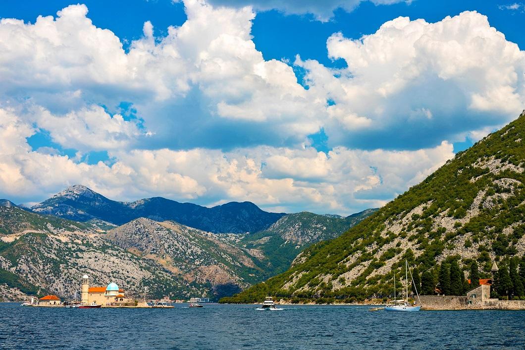 Бока- Которская бухта Черногория