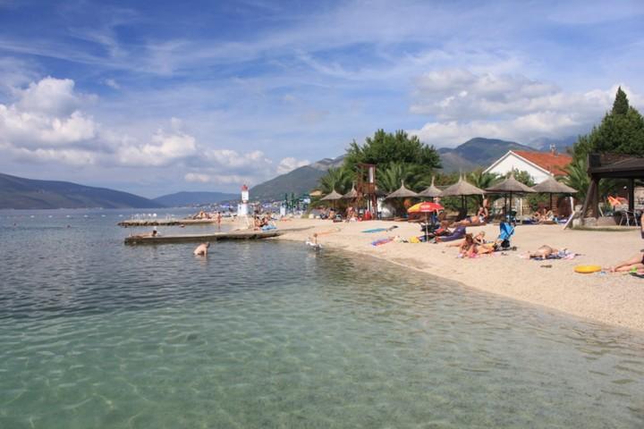 Отдых на мысе Тивата: пляж Понта Селянова