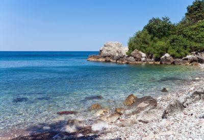 Пляжи и отели в Баре Черногория