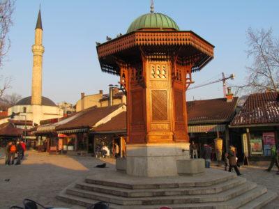 Площадь Маркале