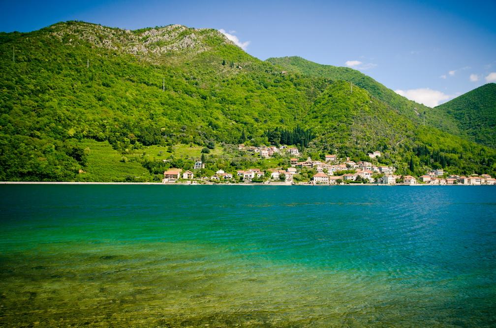 Пляжи Боко-Которского и Рисанского залива Черногория