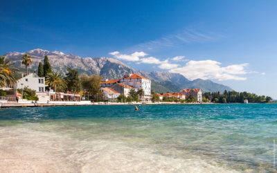 Пляжи в Тивате Черногория