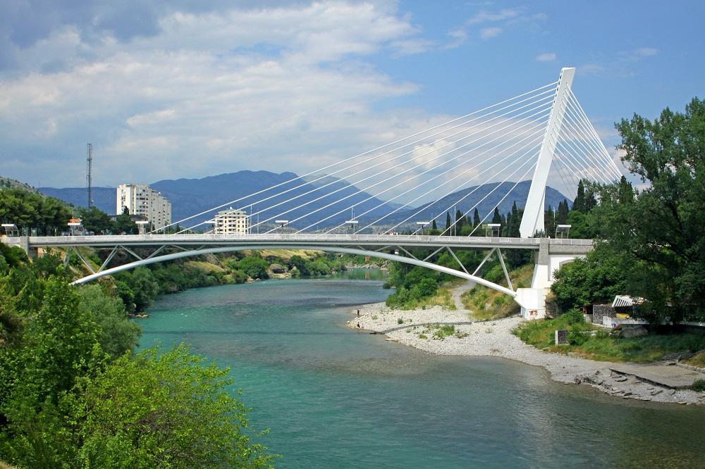 Подгорица в Черногории