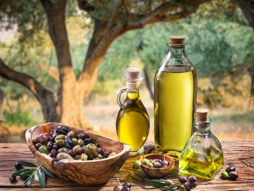Оливковая продукция
