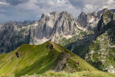 Проклетие горы Черногория