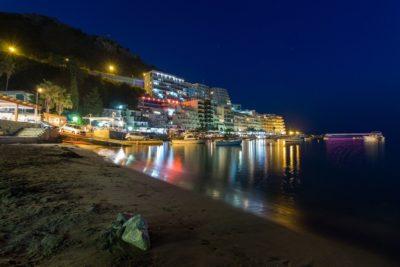 Вечер в Рафаиловичи в Черногории
