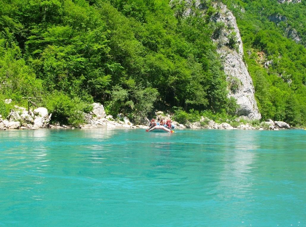 Rafting Montenegro