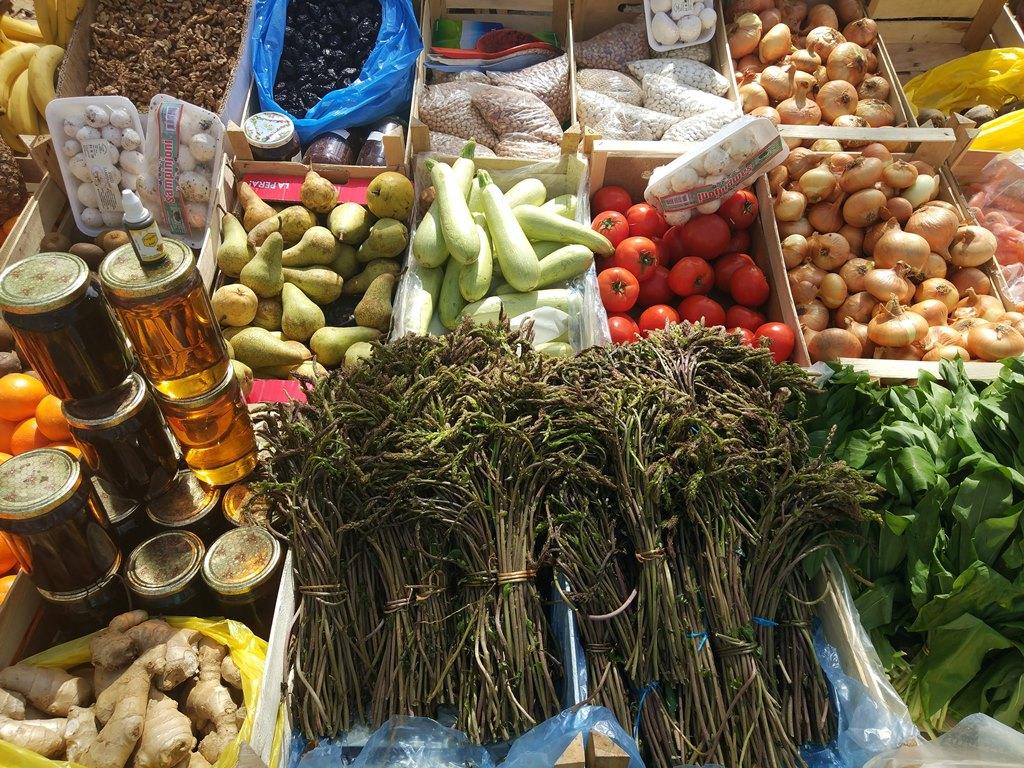 Рынок в Требинье