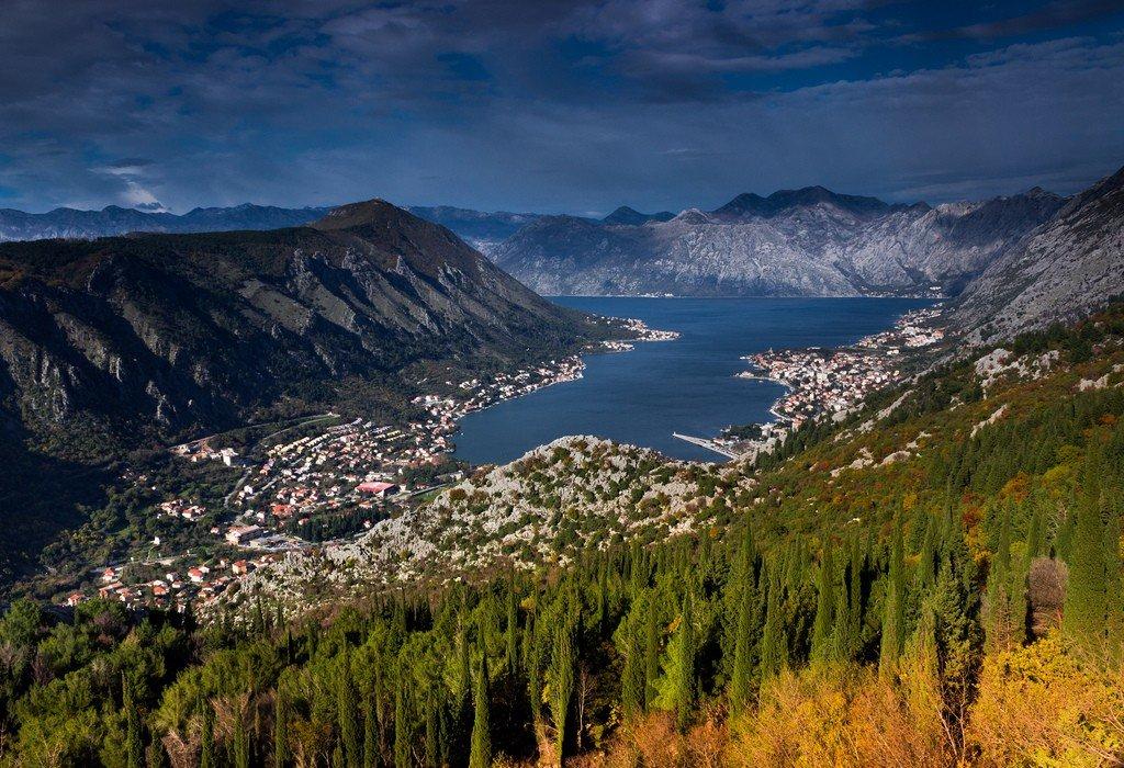 Сезоны в Черногории