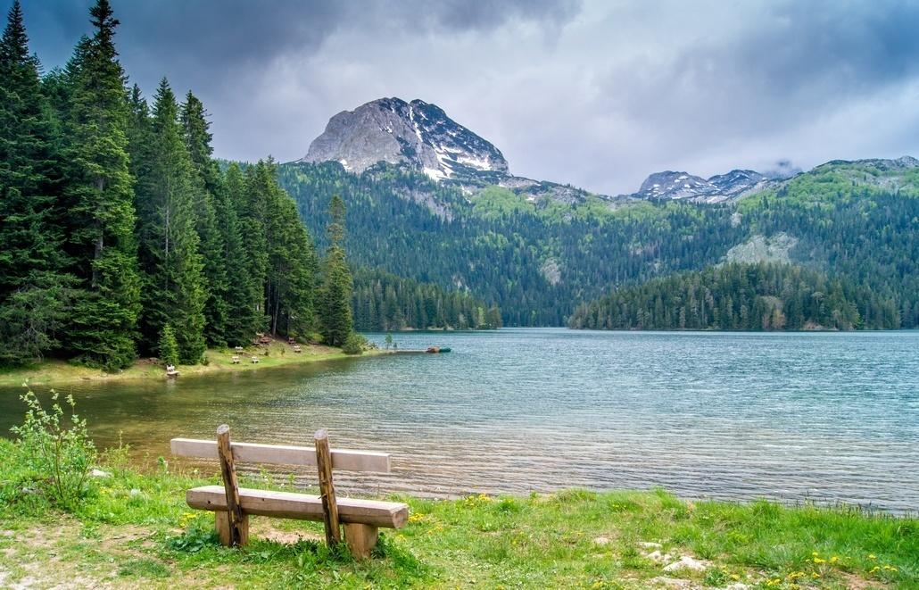 Экскурсия на Черное озеро в Черногории