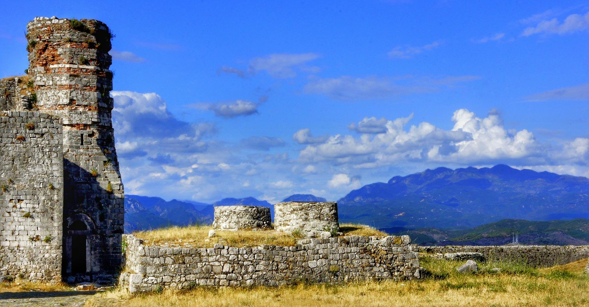 Шкодера в Албании