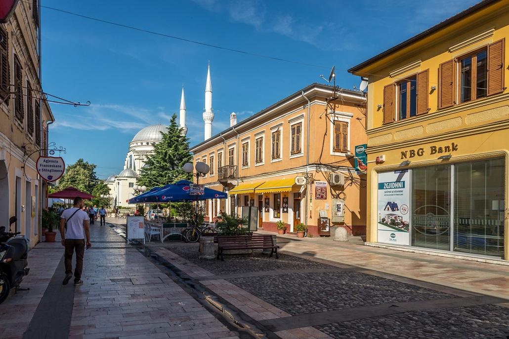 Архитектура и культура Шкодера