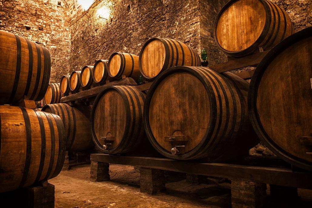 Винодельня на Скадарском озере