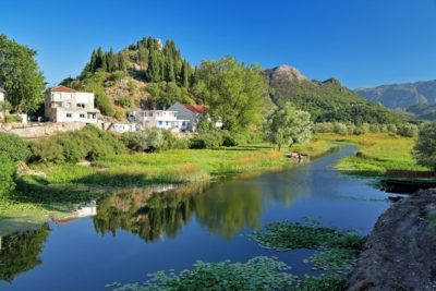 Река Црноевича в Черногории