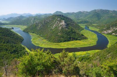 Круиз по Скадарскому озеру