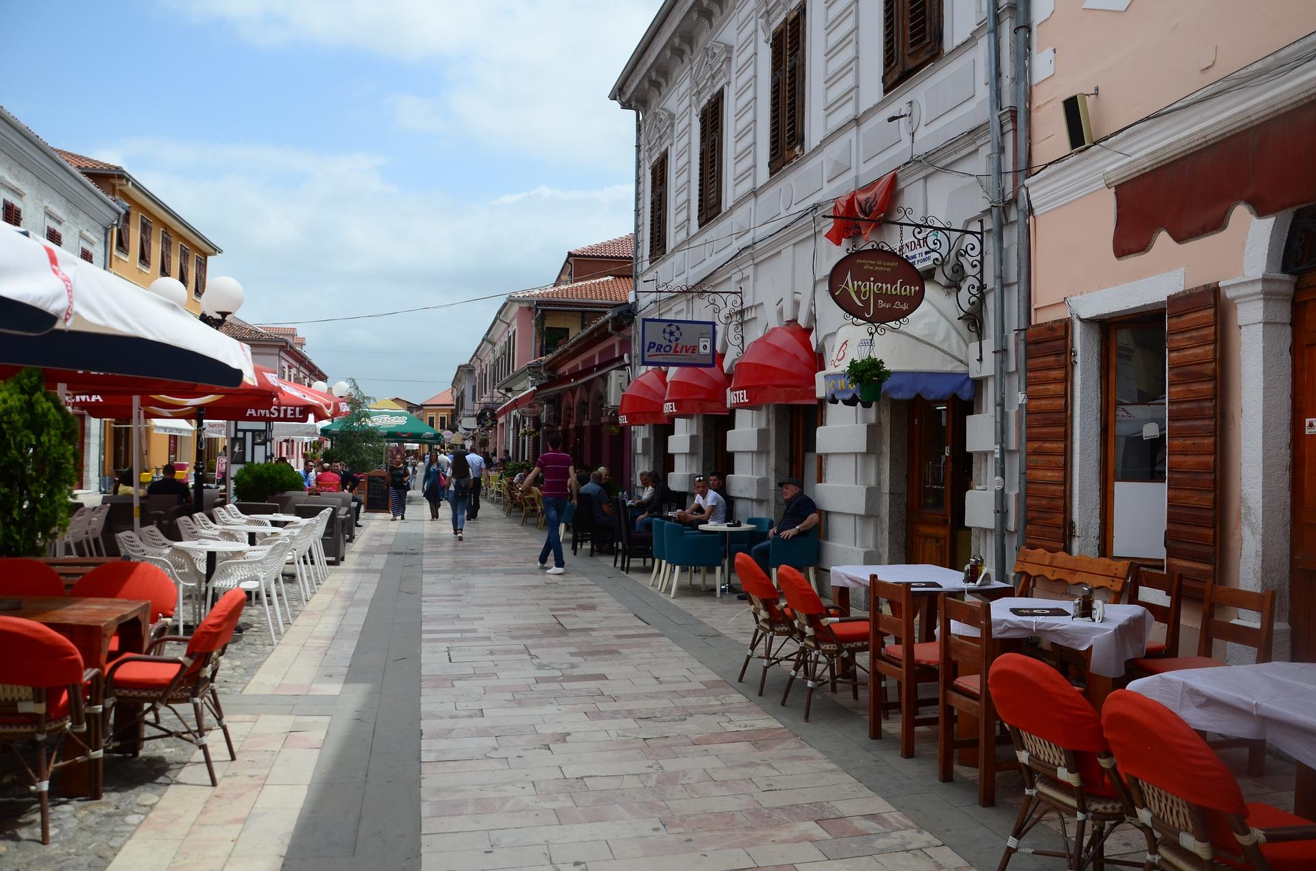 Достопримечательности Шкодера в Албании