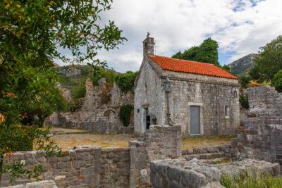 Старый Бар в Черногории: история крепости и ее достопримечательности