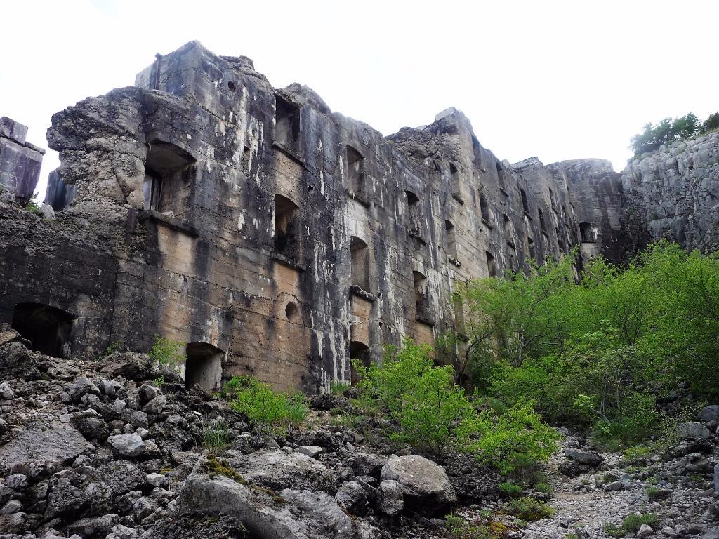 Крепость Страч