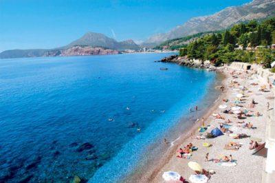 Пляжи Сутоморе в Черногории