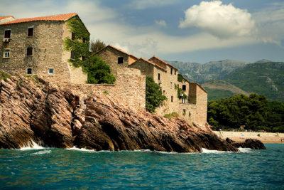 Как попасть на остров-отель Святой Стефан