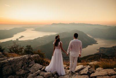 Венчание в Монтенегро
