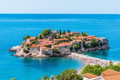 Экскурсия в Черногории на остров Святой Стефан