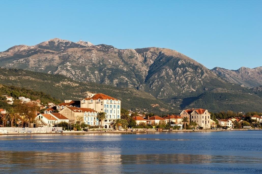 Прогулка по Тивату Черногория