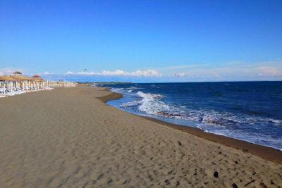 Великий пляж - сокровище Улциньской ривьеры