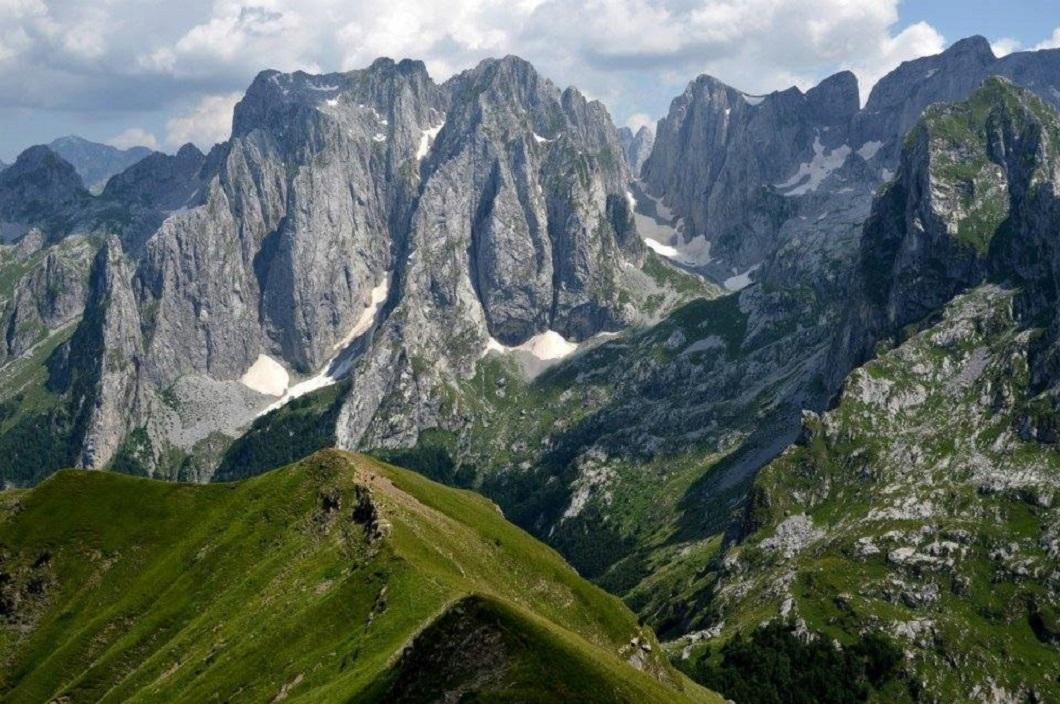 Национальный парк Проклетие Черногория